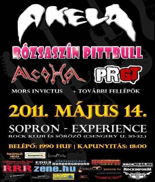 Akela - Sopron, Experience (2011.05.14.)